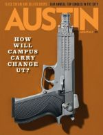 Austin Monthly August 2016