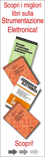 Libri sulla strumentazione elettronica