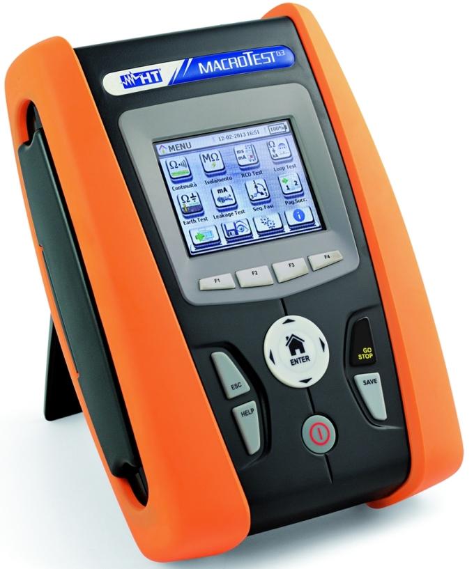 Sicurezza elettrica a portata di dito - Cos e la portata di uno strumento di misura ...