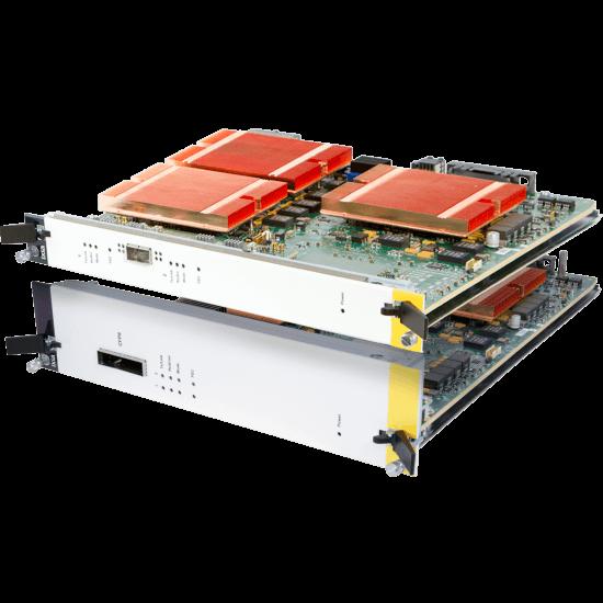 Modulo di carico per il test di interfacce 400GE QSFP-DD