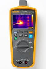 Multimetro digitale con termocamera integrata Fluke 279 FC
